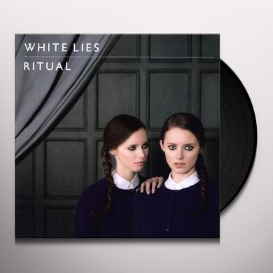 White Lies RITUAL Vinyl Record - UK Import