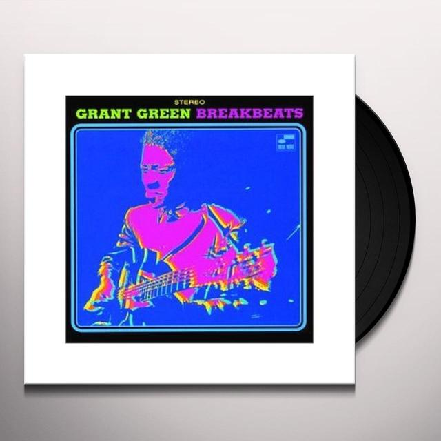 Grant Green BLUE BREAKBEATS Vinyl Record - Holland Import