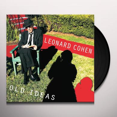Leonard Cohen OLD IDEAS (INCL. CD) Vinyl Record