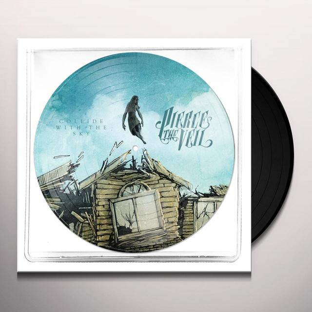 Pierce The Veil COLLIDE WITH THE SKY Vinyl Record - Limited Edition, Picture Disc