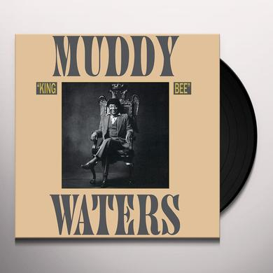 Muddy Waters KING BEE Vinyl Record - Gatefold Sleeve, Limited Edition, 180 Gram Pressing, Anniversary Edition