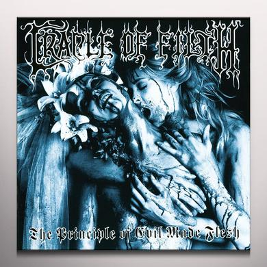 Cradle Of Filth PRINCIPLE OF EVIL MADE FLESH Vinyl Record - Colored Vinyl, Deluxe Edition