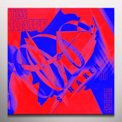 The Knife SHAKEN-UP VERSIONS Vinyl Record - Colored Vinyl, Digital Download Included