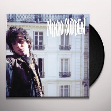 Nikki Sudden DARK RAGS AT DAWN (WSV) Vinyl Record