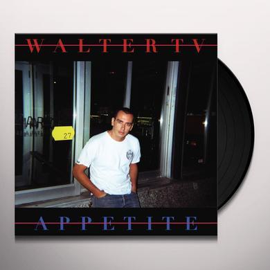 WALTER TV APPETITE Vinyl Record - Digital Download Included