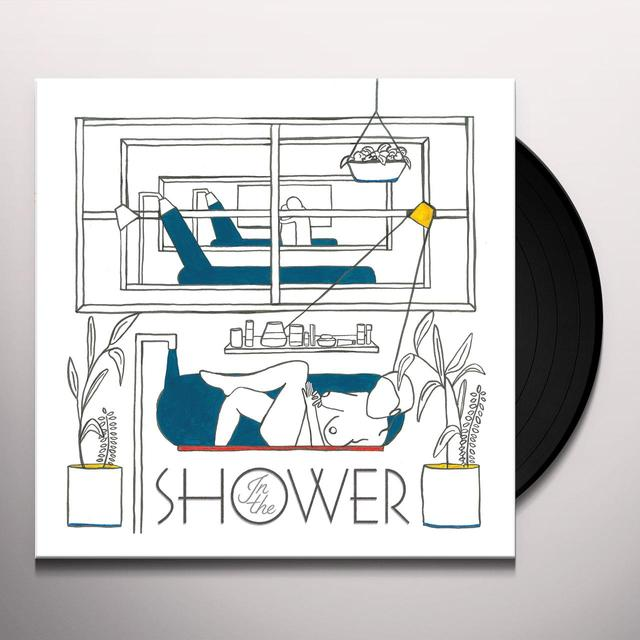 Homeshake IN THE SHOWER Vinyl Record