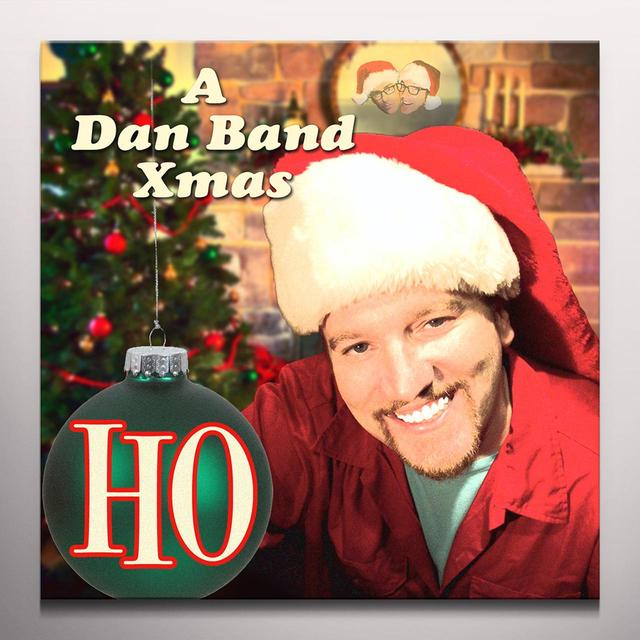 HO: A DAN BAND XMAS Vinyl Record - Colored Vinyl, Digital Download Included
