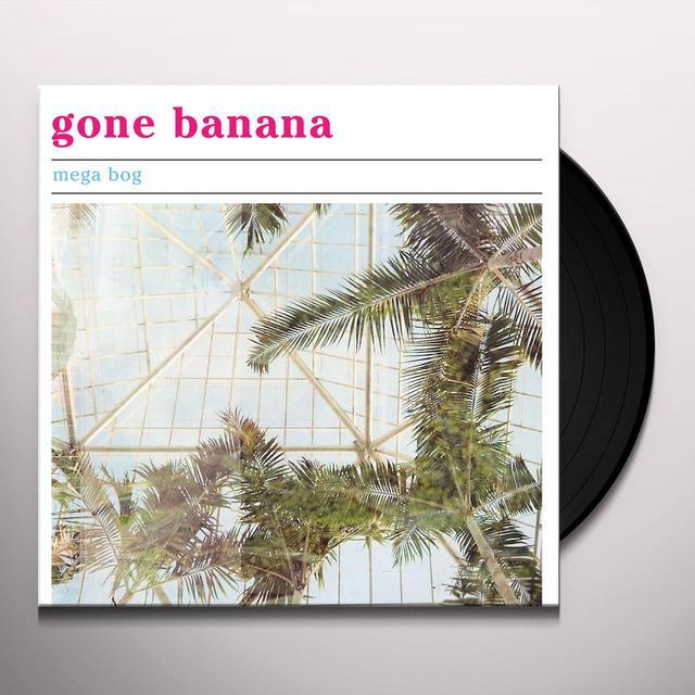 MEGA BOG GONE BANANA Vinyl Record - Digital Download Included