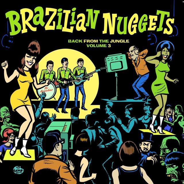 BRAZILIAN NUGGETS 3 / VARIOUS