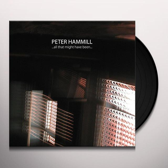 Peter Hammill ALL THAT MIGHT HAVE BEEN (UK) (Vinyl)