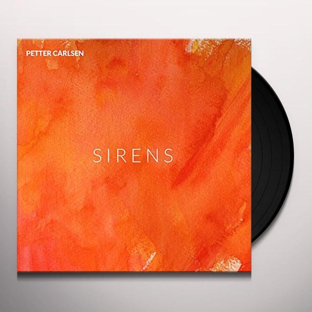 Petter Carlsen SIRENS Vinyl Record - UK Import