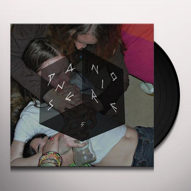 Ivvvo THEORIES OF ANXIETY Vinyl Record - UK Import