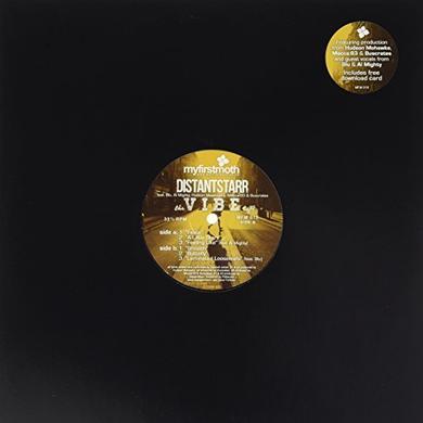 DISTANTSTARR VIBE  (EP) Vinyl Record - UK Release