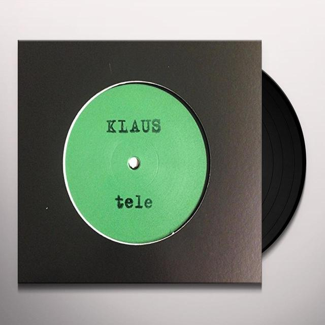 Klaus TELE / DELTA / LUC Vinyl Record - UK Import