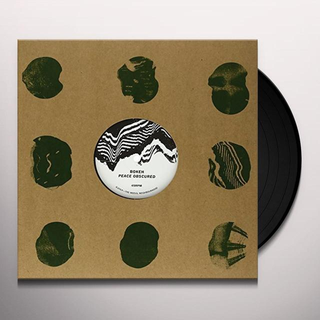 BOKEH PEACE OBSCURED Vinyl Record - UK Release