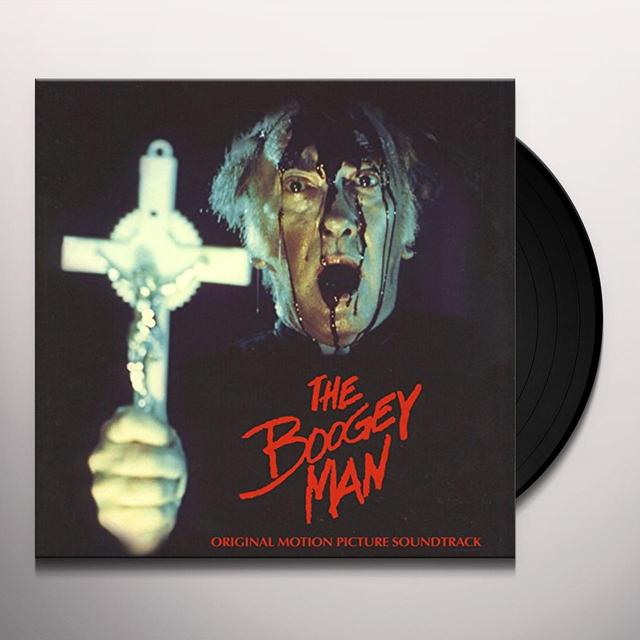 BOOGEY MAN / O.S.T. (UK) BOOGEY MAN / O.S.T. Vinyl Record - UK Release