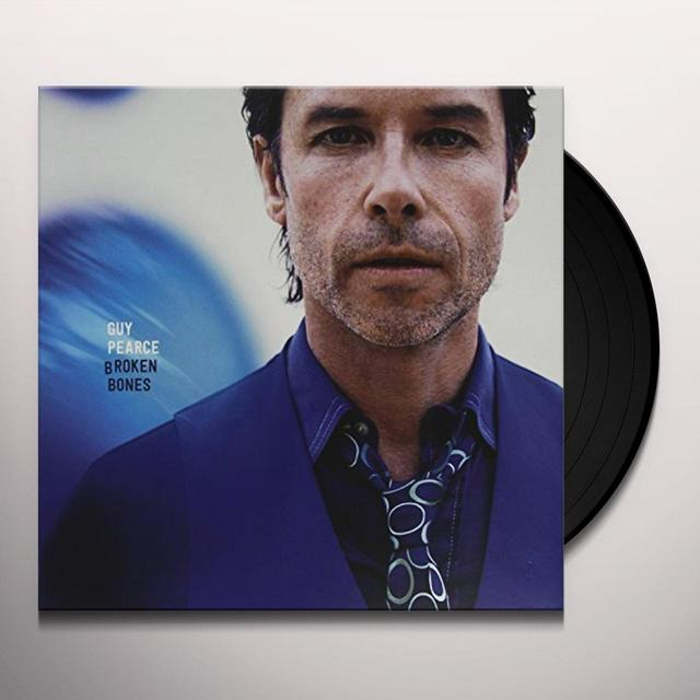 Guy Pearce BROKEN BONES Vinyl Record - Australia Import