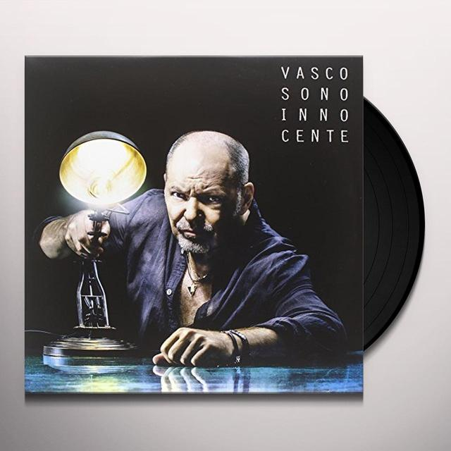 Vasco Rossi SONO INNOCENTE Vinyl Record