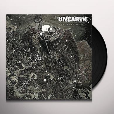 Unearth WATCHERS OF RULE Vinyl Record - UK Import