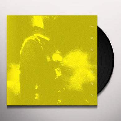 Ben Frost V A R I A N T Vinyl Record - UK Import
