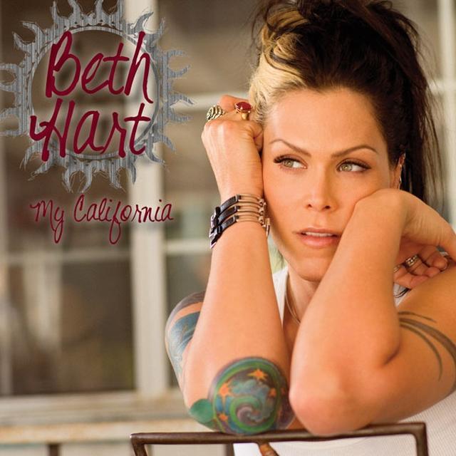 Beth Hart MY CALIFORNIA Vinyl Record - UK Import