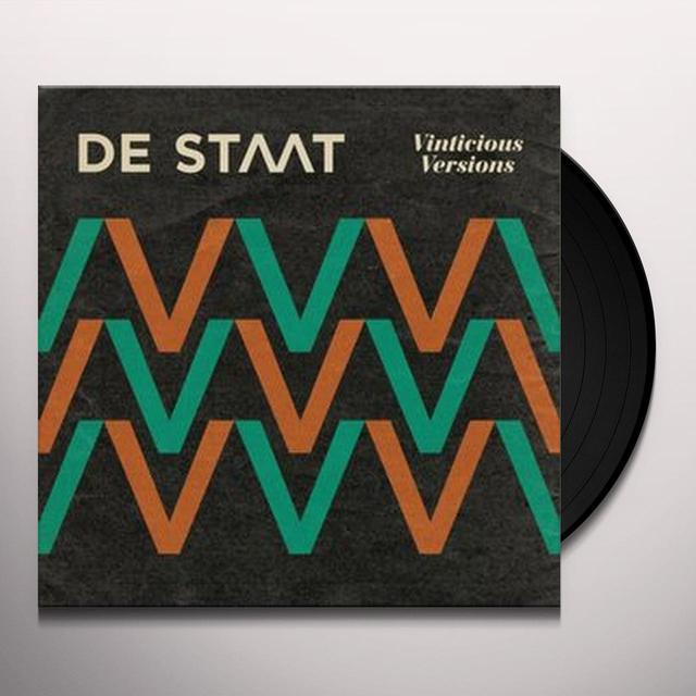 De Staat VINTICIOUS VERSIONS Vinyl Record