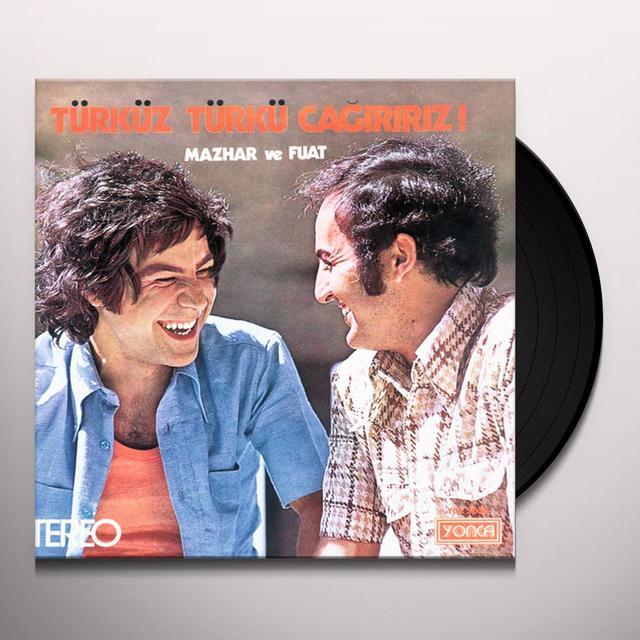 MAZHAR & FUAT TURKUZ TURKU CAGIRIZ (LTD) (OGV) (Vinyl)