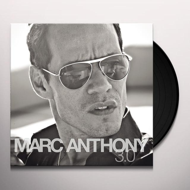 Marc Anthony 3.0 Vinyl Record