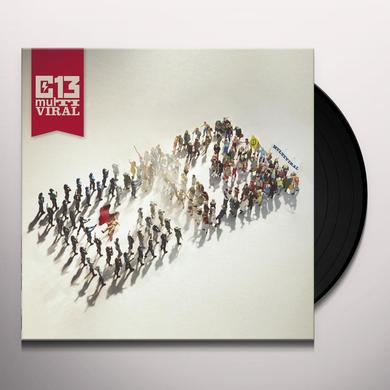 Calle 13 MULTIVIRAL Vinyl Record