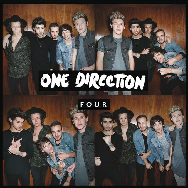 One Direction Four Vinyl