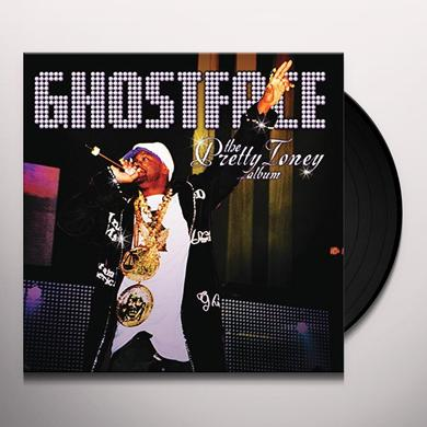 Ghostface PRETTY TONEY ALBUM Vinyl Record