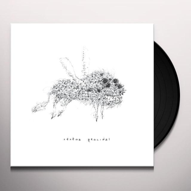 TETEMA GEOCIDAL Vinyl Record