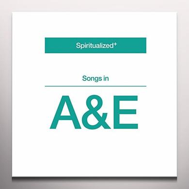 Spiritualized SONGS IN A&E Vinyl Record - Colored Vinyl