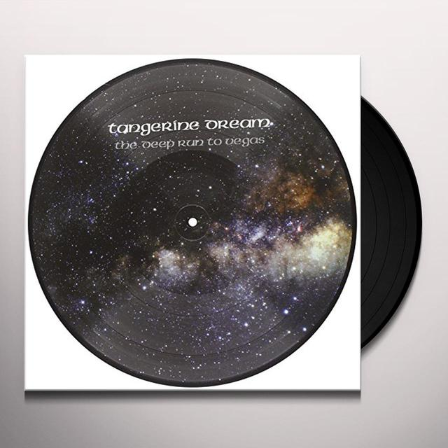Tangerine Dream MYSTERIOUS SEMBLANCE AT THE STRAND OF NIGHTMARES Vinyl Record