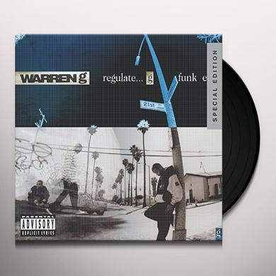 Warren G REGULATE: G FUNK ERA (20TH ANNIVERSARY EDITION) Vinyl Record