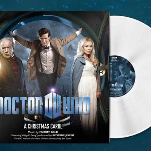 Murray Gold & BBC National Orchestra of Wales DOCTOR WHO: A CHRISTMAS CAROL / O.S.T. (Vinyl)