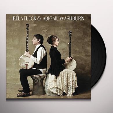 Bela Fleck, Abigail Washburn BELA FLECK & ABIGAIL WASHBURN Vinyl Record