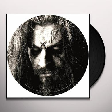 Rob Zombie HELLBILLY DELUXE Vinyl Record - Picture Disc