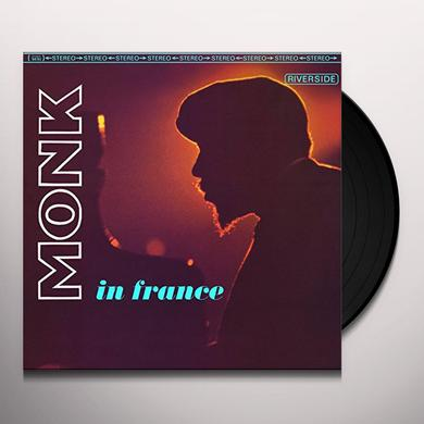 Thelonious Monk IN FRANCE Vinyl Record