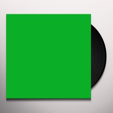 Conrad Schnitzler GRUN Vinyl Record