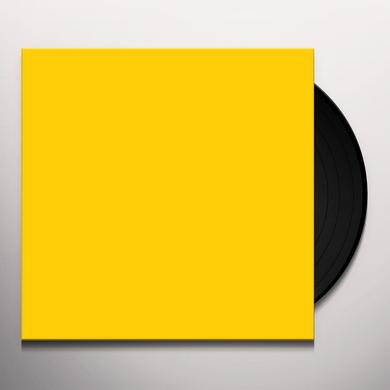 Conrad Schnitzler GELB Vinyl Record