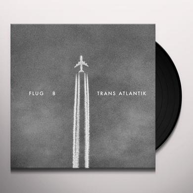 FLUG 8 TRANS ATLANTIK Vinyl Record - w/CD