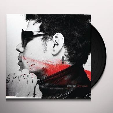 CAFEINE NEW LOVE Vinyl Record