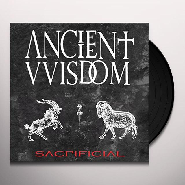 Ancient Wisdom SACRIFICIAL Vinyl Record