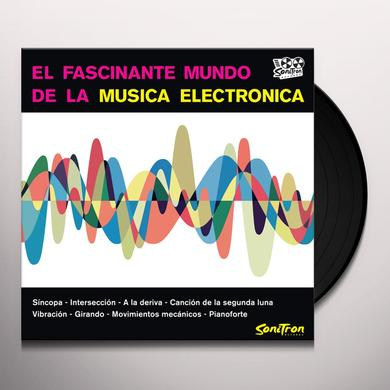 Tom Dissevelt FASCINATING WORLD OF ELECTRONIC MUSIC Vinyl Record