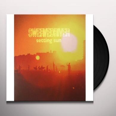 Swervedriver SETTING SUN Vinyl Record