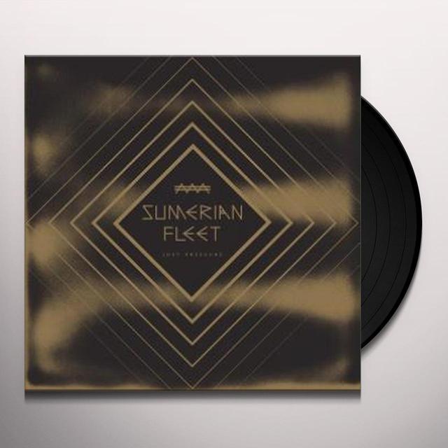 SUMERIAN FLEET JUST PRESSURE Vinyl Record