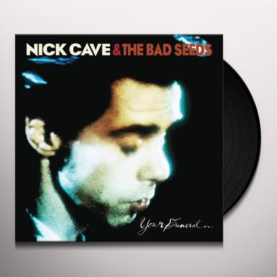 Nick Cave & The Bad Seeds YOUR FUNERAL: MY TRIAL Vinyl Record