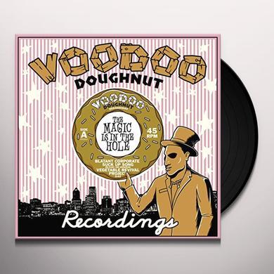 VEGETABLE REVIVAL PROJECT / PYNNACLES GARAGE ROCK SPLIT Vinyl Record