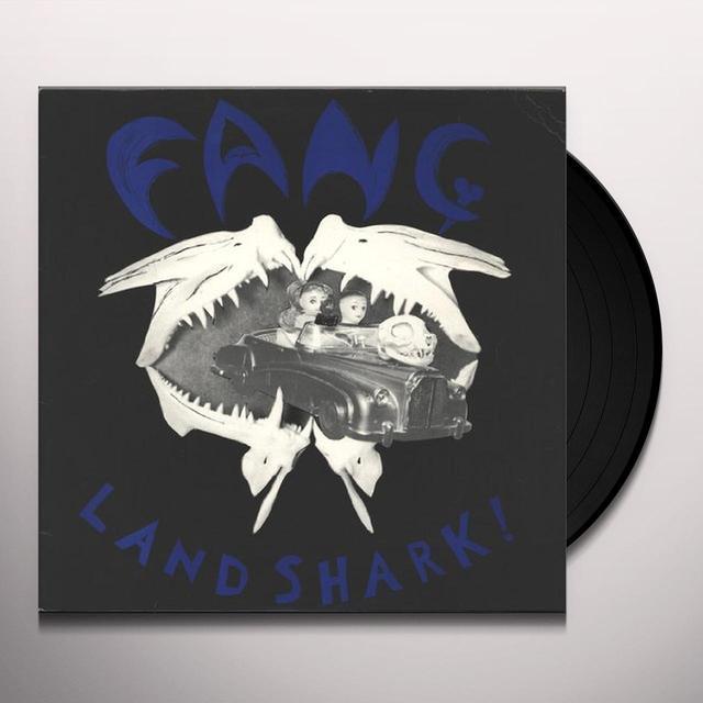 FANG LANDSHARK Vinyl Record